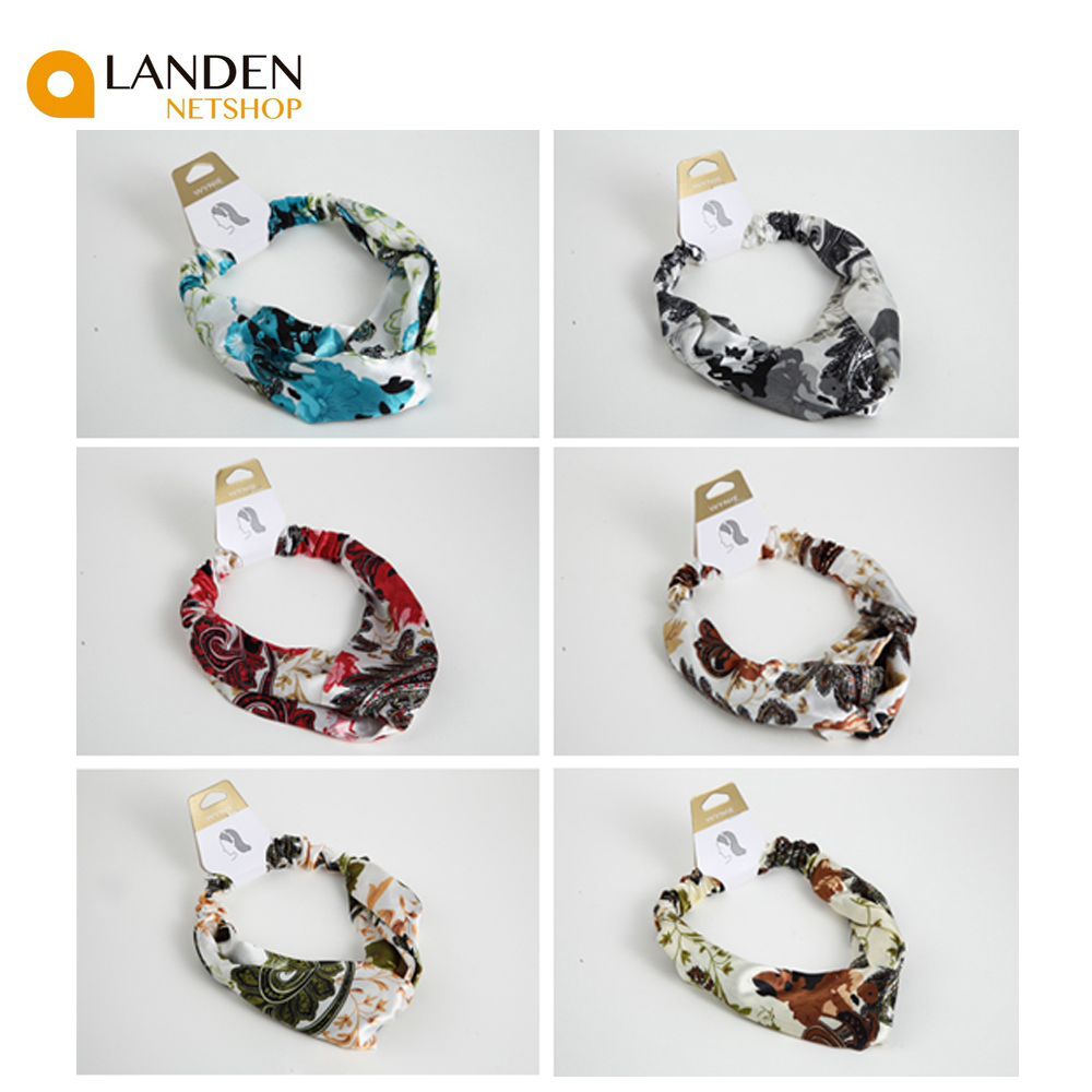 Tapes Headbands Hair Bands Hair Accessories Women Fashion A Vintage Flower