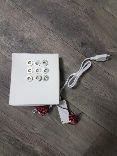 Holofotes de LED atacado atacado escada