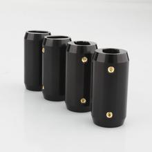 Top Qulaity 4X AY01B spodnie rozgałęźnik Y rozgałęźnik 1 do 2 rozdzielacz dwuprzewodowy złącze Audio DIY druciana czarny przewód głośnikowy spodnie buty tanie tanio audiocrast Hybrydowe Złącza Mężczyzna CN (pochodzenie) vb2020122407