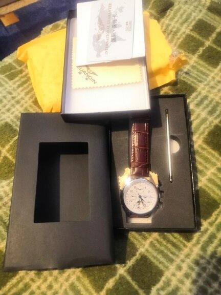 -- Calendário Relógio Guanqin