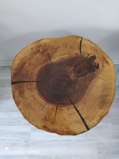 WOODEN COFFEE TABLE 3