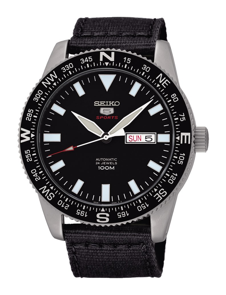 Man Automatic Watch Seiko SRP667K1 (44mm)