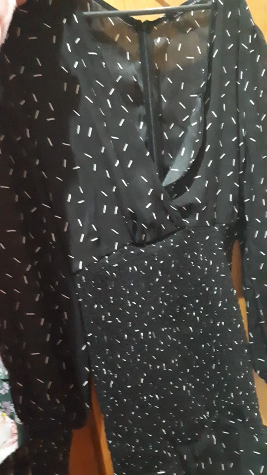 Long Sleeve Sexy Dress Women Robe Femme Winter Party Dress Casual Short Ruffles Twist Bodycon Dresses Vestidos photo review