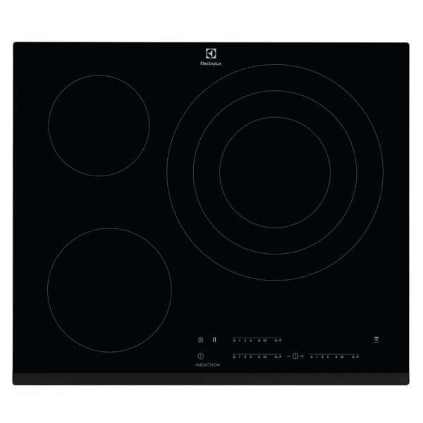 Induction Hot Plate Electrolux LIT60346 60 Cm Black