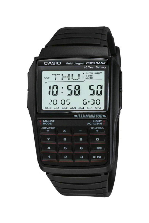 Casio Men Watch Data Bank Black Digital Watch Set Brand Luxury LED Digital  Men Watch  Wrist Watch CAS.DBC-32-1ADF