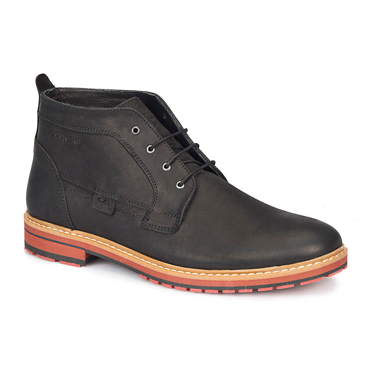 FLO 219430 Black Men Boots By Dockers The Gerle
