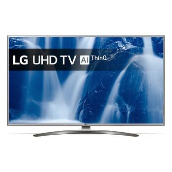 "Smart TV LG 55UM7610 55"" 4K Ultra HD LED WiFi Silver"