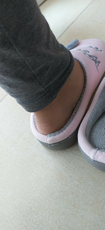 Women Winter Home Slippers photo review