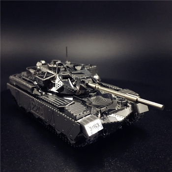 trumpet hand 1 35 italy b1 centaurus tank early type assembly model tank toys HK NANYUAN 3D Metal Puzzle Model Kit MK50 Tank Military Assembly Model DIY 3D Laser Cut Model Jigsaw Puzzle Toys for Boys Adult