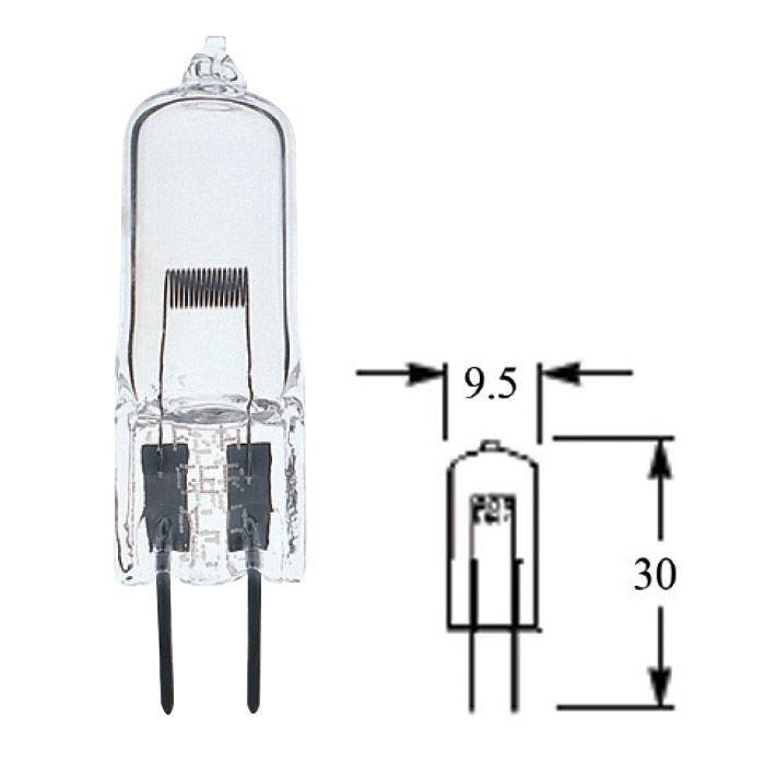 אור הנורה G4 12 V/20 W 8GH005758121