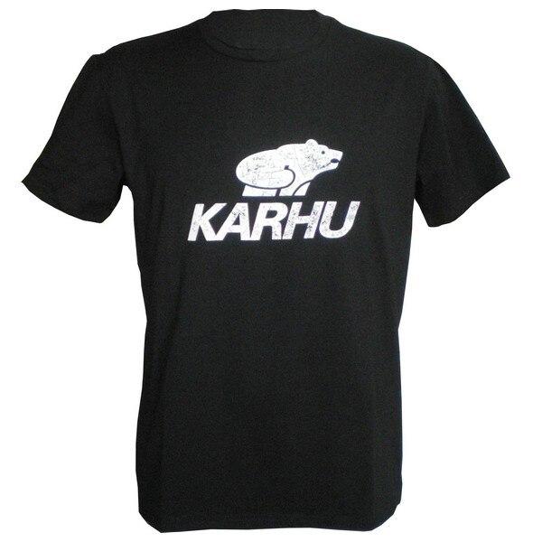 Men's Short Sleeve T-Shirt Karhu T-PROMO 1 Black (Size S)