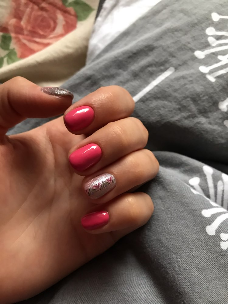 Luxury Colors Gel Nail Polish photo review
