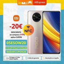 POCO X3 Pro (128GB ROM 6GB RAM Qualcomm ® Snapdragon™860G de Android Nuevo) [Teléfono Móvil Versión Global]