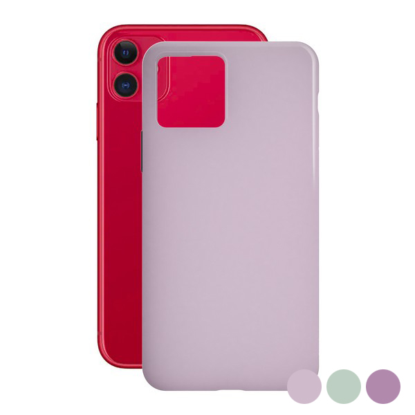 Mobile cover Iphone 11 KSIX Color Liquid|  - title=