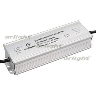 026463 Power Supply ARPV-ST12350 PFC (12 V, 29.0A, 350W [IP67 Metal 5 Years Old] Box-1 Pcs ARLIGHT-Блок Power Supply/AC/DC ^ 21
