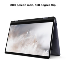 XIDU Laptop PhilBook Max 14.1'' tablet TouchScreen Notebook Window 10 Tablet Bac