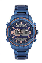 Joefox Sport Watch Dual Time Men Watches 30m Waterproof Male Clock Military Watches for Men Resisitant Sport Watches Gifts