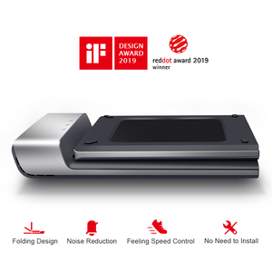 Image 2 - WalkingPad حلقة مفرغة A1 الذكية طوي الكهربائية الرياضة آلة مشي الحزام الناقل بناء الجسم معدات التمرين Xiaom Mijia