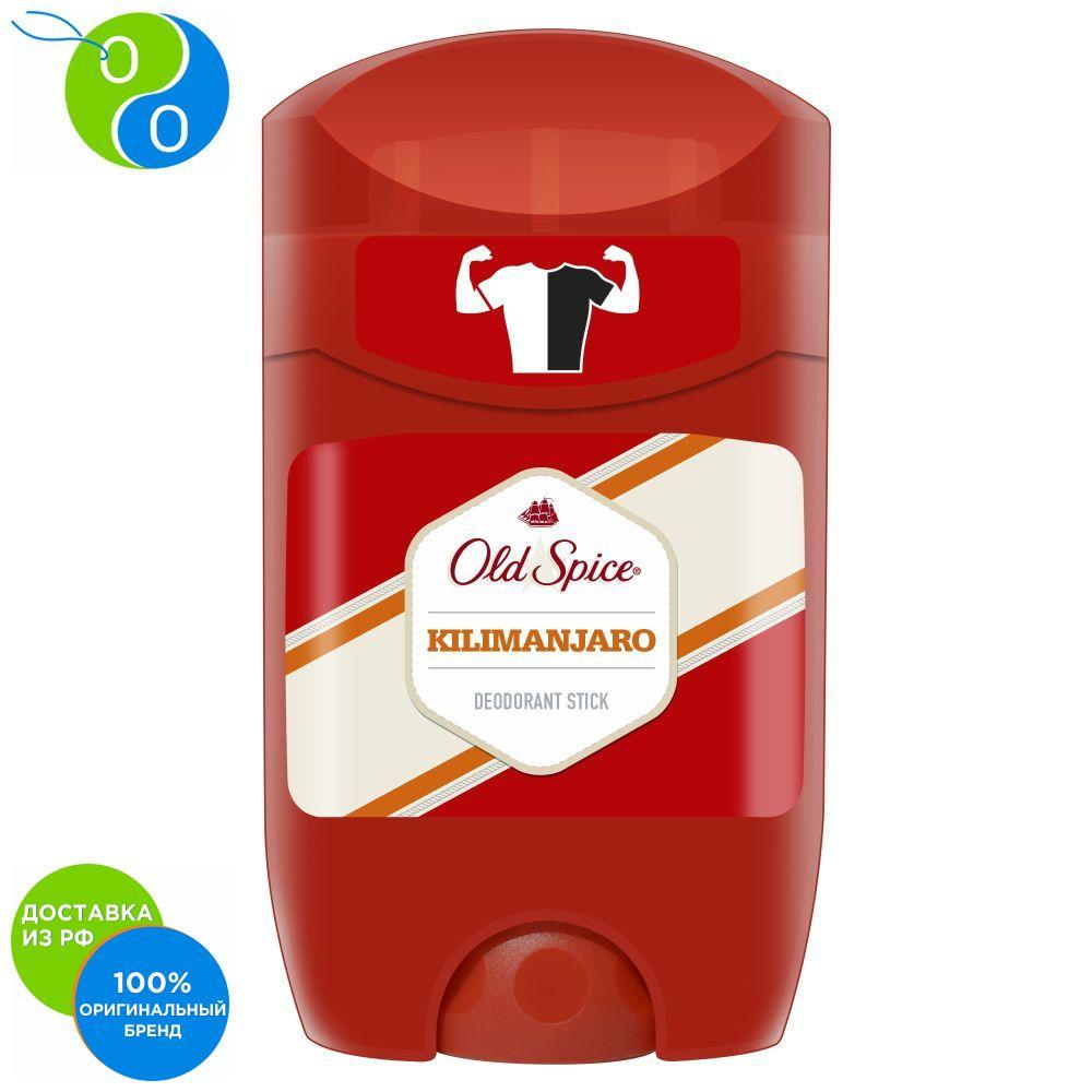 купить Solid deodorant Old Spice Kilimanjaro Classic fragrance 50ml,old spice, deodorant, deodorant for men, deodorant for men, men's deodorant, antiperspirant, deodorant for men, deodorant for men, men's antiperspirant aeros дешево
