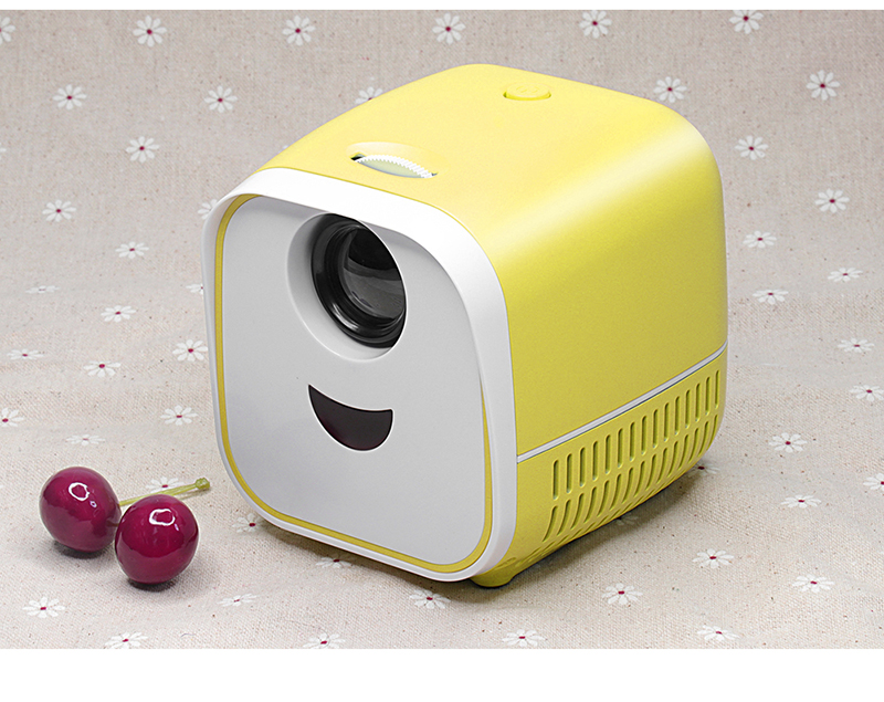 Super MINI Projector L1 | USB LED Beamer Video Projector for 1080P Home Theater HDMI USB Media Player High-End Gifts