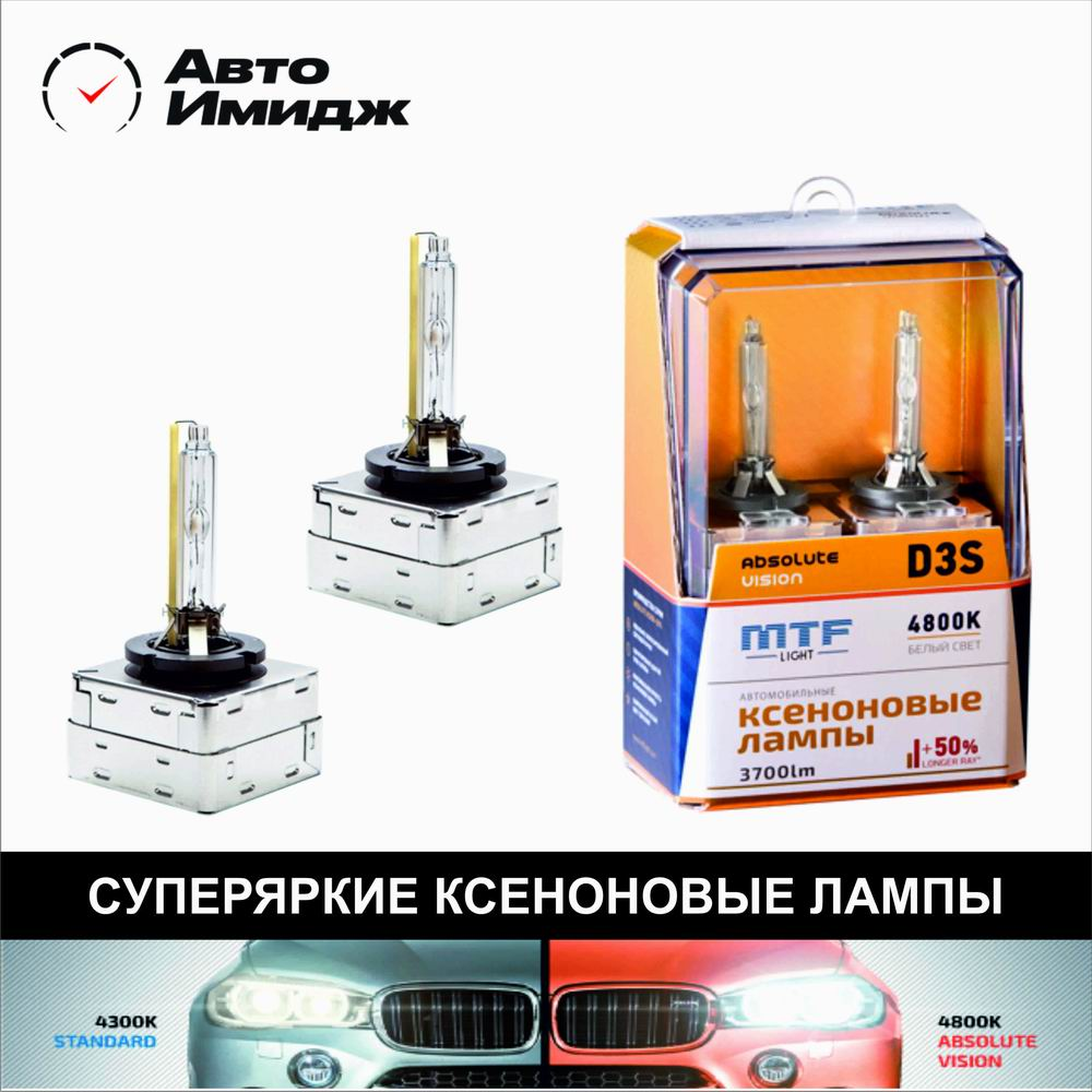SUPER BRIGHT XENON LAMP MTF ...