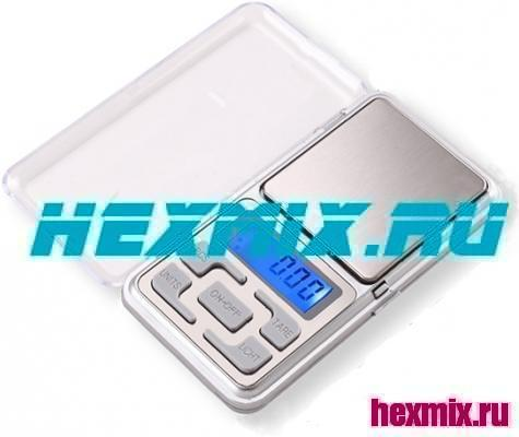 Balance à bijoux poche électronique 0,01/500 grammes