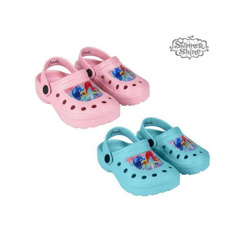 Clogs Beach Shimmer And Shine 73832
