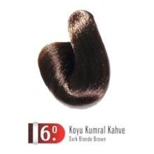 Akos краска для волос темно-осенний коричневый 6,0 410590784