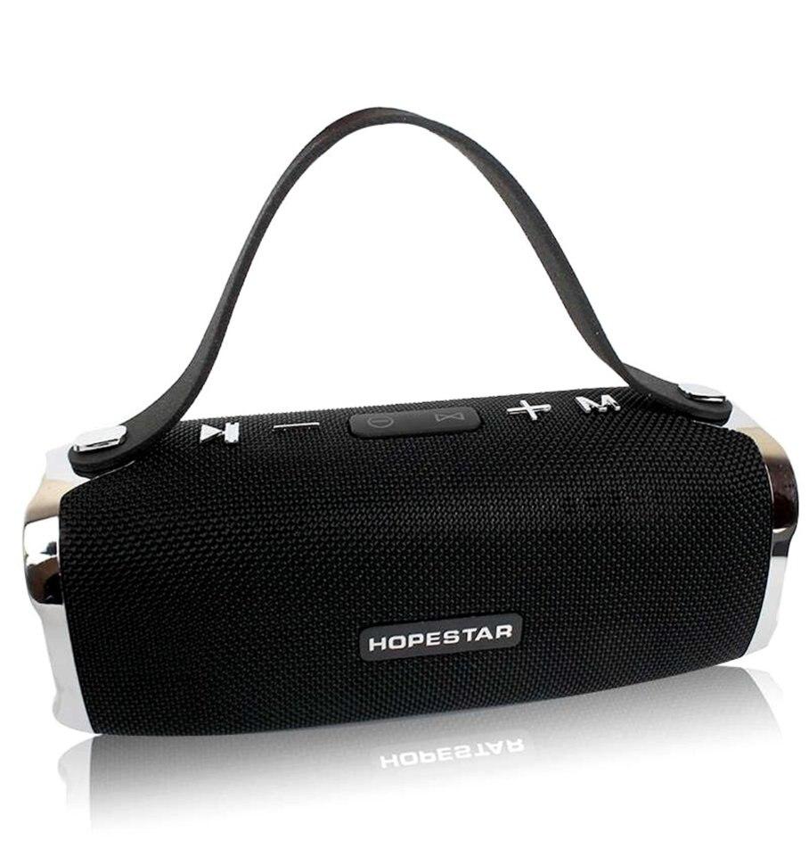 Haut-parleurs Audio de voiture stéréo HopeStar H24 haut-parleur Bluetooth 10 W haut-parleur pour basse subwoofer Portable haut-parleur sans fil