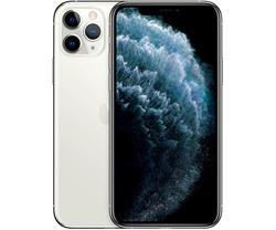 Apple Iphone 11 Pro Max Серебряный Мобильный телефон с двумя sim-картами 4G 6,5 'Супер смартфон мобильный телефон
