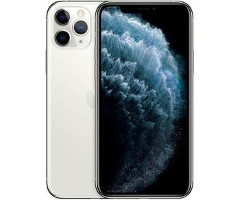 Перейти на Алиэкспресс и купить Apple Iphone 11 Pro Max Серебряный Мобильный телефон с двумя sim-картами 4G 6,5 'Супер смартфон мобильный телефон