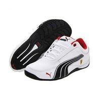 Ferrari sneakers genç Drift kedi 4 beyaz L boyutu 37