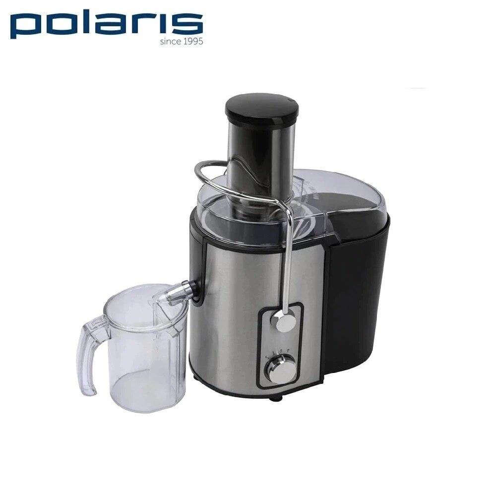все цены на Juicer Polaris PEA 1237A Auger juicer kitchen Juice Extractor Electric Juicer Household appliances for kitchen онлайн