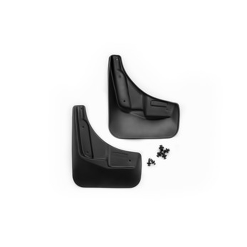 цена на Front mud flaps for MITSUBISHI Outlander 2012-2014 2 pcs. (optimum) in the package