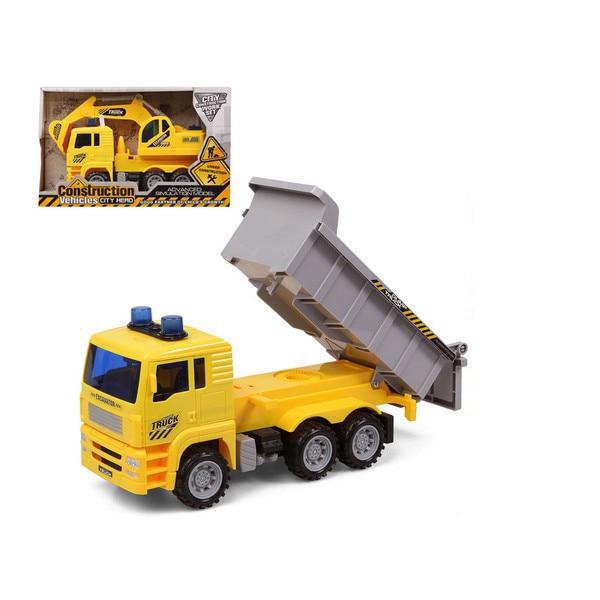 Truck Public Works Light Sound Yellow 119213