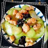 简单快手菜#虾滑黄瓜片的做法图解9