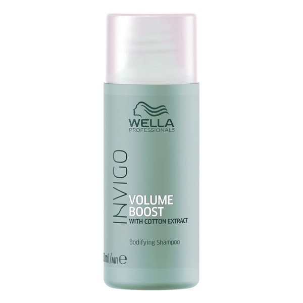 Volumising Shampoo Invigo Wella Travel Size (50 Ml)