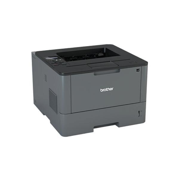 USB Duplex Printer Brother HLL5000DYY1 40 Ppm 128 MB