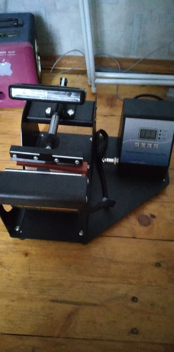 Freeshipping Wtsfwf Portable Mug Heat Press Printer Machine 2D Mug Sublimation Machine Mug Press Machine|machine printer|2d printer|portable printer - AliExpress