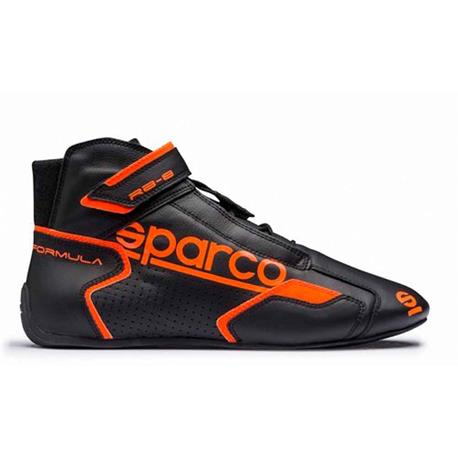 S00125140NRAF Sneakers Formula Rb-8.1 Formato 40 Blac Sparco