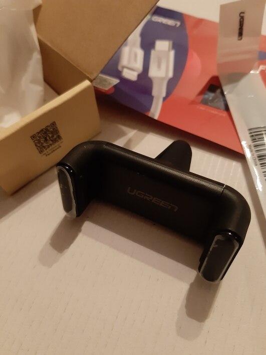 Ugreen Support pour téléphone de voiture pour votre  pour iPhone 11 8