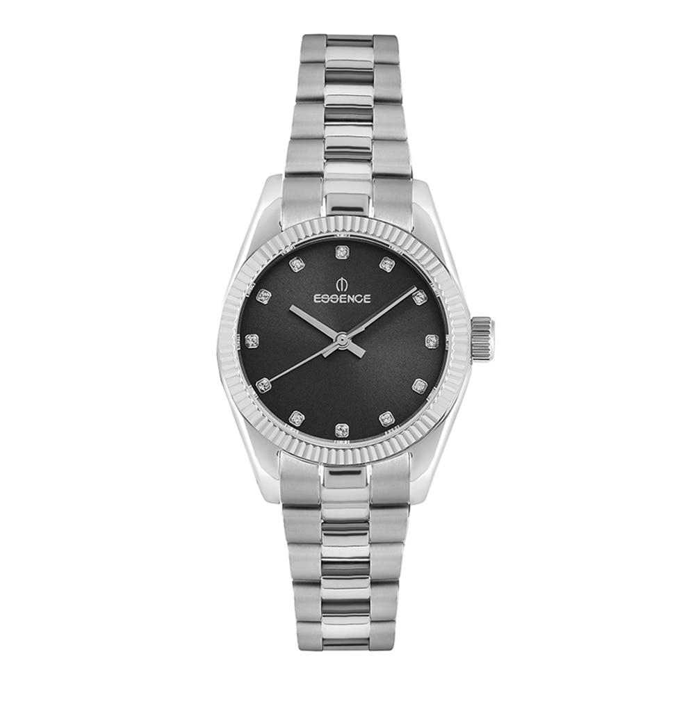 Women's Watch 350 On A Steel Bracelet With A Mineral Glass Sunlight
