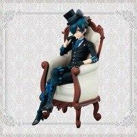 Pre order December Original Furyu Black Butler Figure Ciel Phantomhive Pvc Figurine Figurals Model Brinquedos