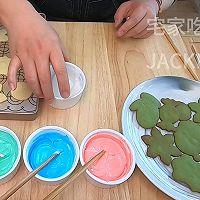 记第一次尝试糖霜饼干,手残了些造型一般,但亲手做的成就感爆棚的做法图解13