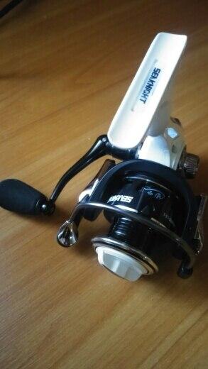 Seaknight CM II Fishing Reel  4000 5000 Spinning Reel 5.5:1 7KG 13KG Max Drag Carp Fishing Reel With Free Spare Spool fishing reel max dragspare spool - AliExpress