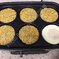 """#美食说出""""新年好""""#好吃不胖---低脂蔬菜鸡肉饼的做法图解17"""