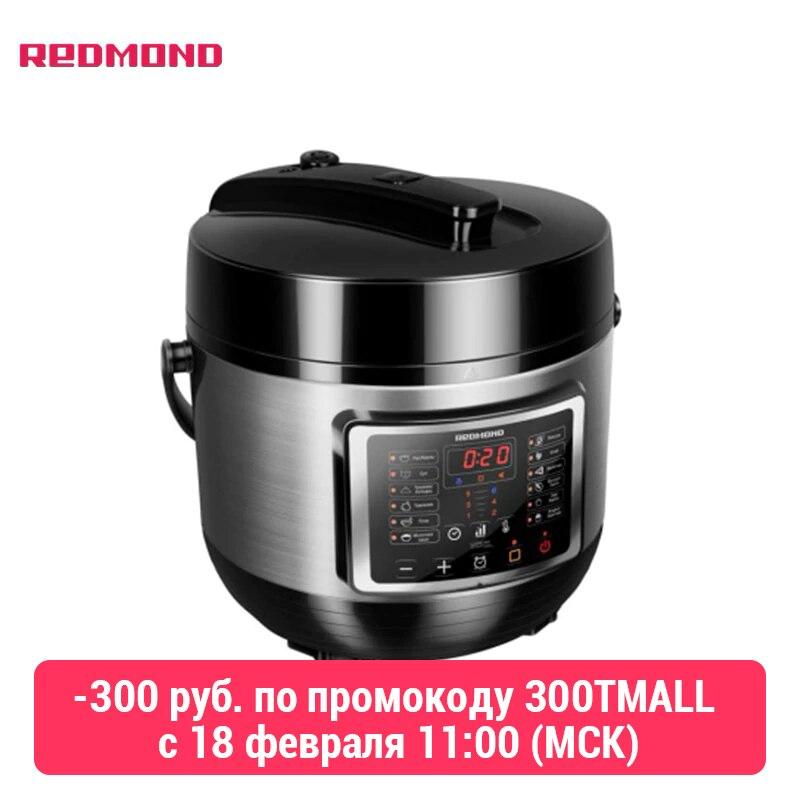 Multi Cooker Redmond RMC-PM400 Multivarki Multivarka Porridge Soup Rice Cooking Stewing Pressure Cooker Multivark Multicooker