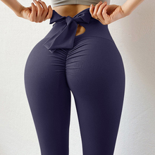 Women Pants Leggings Athletic-Tights Sports-Wear Gym Fitness Workout High-Waist Running