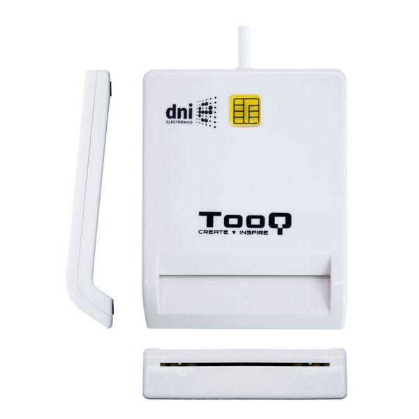 Smart Card Reader TooQ TQR-210W USB 2.0 White