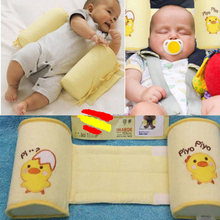 Adaptable Baby Pillow Crib Foam Positioner Anti-Roll Gift Sleep-Safety Babies Kids In-Size